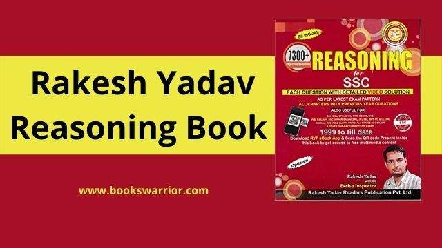 Rakesh yadav reasoning book pdf