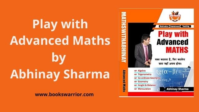 Play with advanced maths by Abhinay sharma pdf