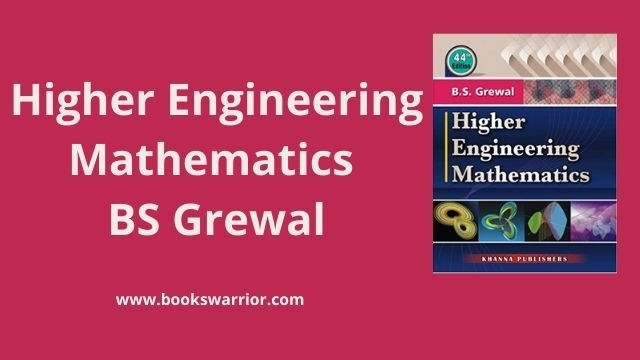 Higher engineering mathematics bs grewal pdf