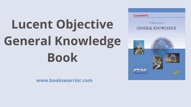 lucent objective general knowledge pdf in english