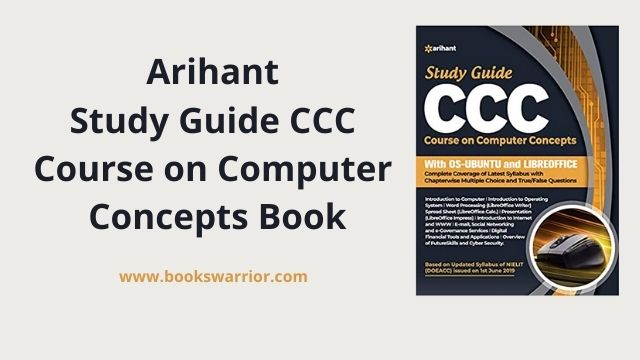 arihant ccc book pdf in english