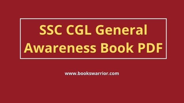 ssc cgl general awareness pdf
