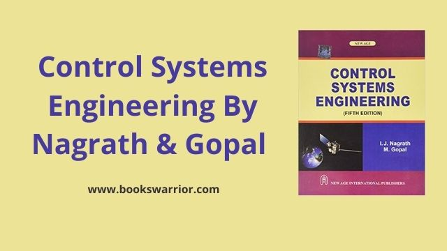 control systems engineering by nagrath and gopal pdf