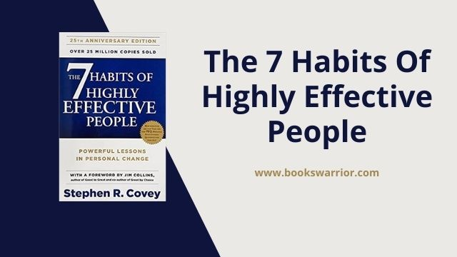 7 habits of highly effective people pdf