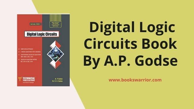 digital logic circuits by godse pdf download