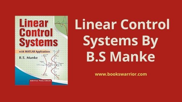 bs manke control system pdf