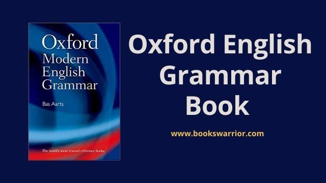 oxford english grammar book pdf